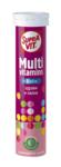 Витамины шипучие Multivitamins + Биотин Здоровье и сила