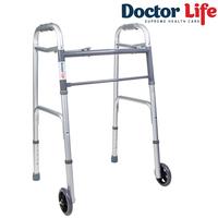 Ходунки складные с колесами Doctor Life (арт.10184)