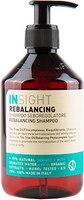 Шампунь против жирной кожи головы Insight Rebalancing