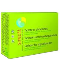 Органические таблетки Sonett для посудомоечных машин 25шт