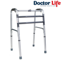 Ходунки складные шагающие алюминиевые Doctor Life (арт.10188)