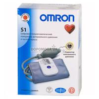 Тонометр полуавтоматический OMRON S1 HEM 4030RU