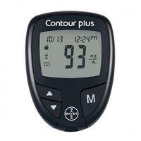 Глюкометр Система измерения уровня глюкозы CONTOUR PLUS