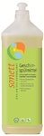 Органическое средство Sonett для ручного мытья посуды с эфирным маслом лимонника Концентрат 1л
