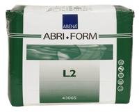 Подгузники ABRI-FORM L2 в талии 100-150 см