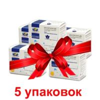 Набор тест-полосок bionime gs300-5шт