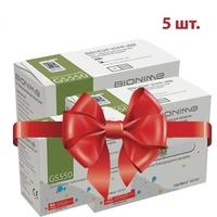 Набор тест-полосок bionime gs550- 5шт