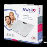 Электронные весы PRO-166 B.Well