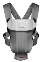 Рюкзак-кенгуру BabyBjorn Baby Carrier Original темно-серый (23084)
