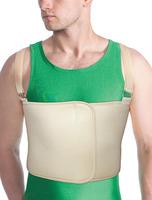 Бандаж для фиксации грудной клетки (мужской) Medtextile Арт. 4301