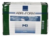 Подгузники ABRI-FORM  M3 в талии 70-110 см, 2900 мл. 22шт.
