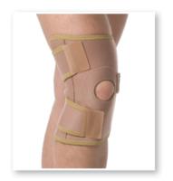 Бандаж Medtextile (Медтекстиль) на коленный сустав разъемный (арт.6058 люкс)