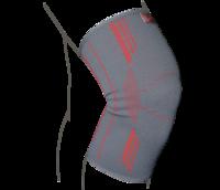 Бандаж на коленный сустав вязанный эластичный Remed (арт. R6101)