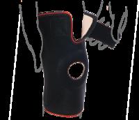 Бандаж на коленный сустав со спиральными ребрами жесткости Remed (арт. R6202)