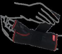 Бандаж на лучезапястный сустав с ребром жесткости Remed (с фиксацией пальца) (арт. R8304)