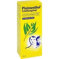 Жидкий концентрат для ванн «ПИНИМЕНТОЛ» для взрослых и детей с 6 лет Spitzner (Шпицнер) Balneo