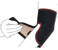 Бандаж на локтевой сустав разъемный Remed (арт. R9205)