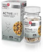 Витамины в капсулах Swiss Energy ActiveLife №30 активная жизнь