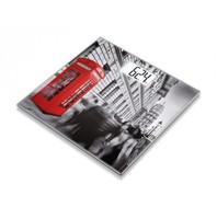 Стеклянные весы Beurer GS 203 London