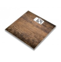 Стеклянные весы Beurer GS 203 Wood