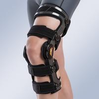Армированный функциональный коленный ортез с ограничителем (арт.OCR200) Orliman