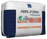 Подгузники Abri-Form Premium XL4 12 шт (4000мл) талия 110-170