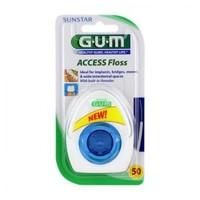 Зубная нить GUM ACCESS, ортодонтичная