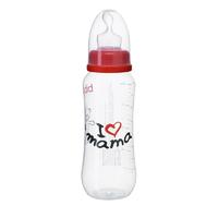 Антиколиковая детская бутылочка Bibi стандартное горлышко (250 мл.)