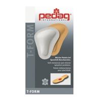 Ортопедическая вставка PEDAG под поперечный свод стопы T-FORM