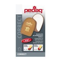 Жесткий корректирующий подпяточник PEDAG CORRECT