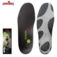Ортопедическая каркасная стелька-супинатор PEDAG для спортивной обуви OUTDOOR MID