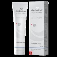 Зубная паста Dentissimo Complete Care комплексный уход, 75 мл