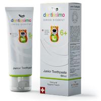Зубная паста для детей от 6 лет Dentissimo Junior With Apple Aroma, 50мл