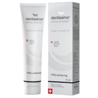 Зубная паста Dentissimo Pro-Whitening отбеливающая, 75 мл