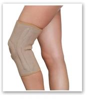 Бандаж Medtextile (Медтекстиль) на коленный сустав с ребрами жесткости (арт. 6111 люкс)