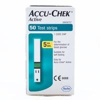 Тест-полоски Accu-Chek active 50шт
