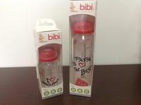 Набор стеклянных бутылочек Bibi со стандартным горлышком