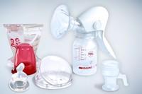 Молокоотсос механический двухфазный mamivac® Easy