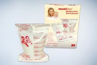 Пластиковые одноразовые пакеты Mamivac® (для збора, транспортировки и замораживания сцеженного молока), 20 шт