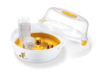Универсальный и эффективный стерилизатор Beurer  JBY 40  для бутылочек детского питания.
