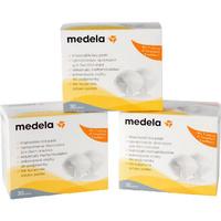 Одноразовые прокладки для груди в бюстгальтер  Medela (Disposable Nursing Pads) NEW