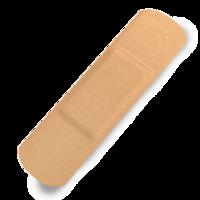 Пластырь на тканной основе Dr. Frei 19мм*72 мм