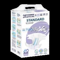 Подгузники для взрослых Myco Standard М2 10 шт