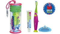 "Набор детский ""Акула"" Pierrot (Пирот) Sharky Dental Kit"