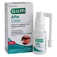 Спрей для ротовой полости от стоматита Gum AftaClear, 15 мл