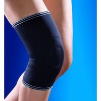 Бандаж на колено с силиконовой вставкой