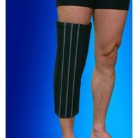 Иммобилизирующий фиксатор коленного сустава
