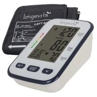 Измеритель давления автоматический тонометр на плечо Longevita BP-102M
