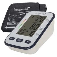 Измеритель давления автоматический тонометр на плечо Longevita BP-102М