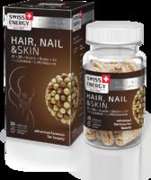 Витамины в капсулах Swiss Energy Hair, Nail & Skin № 30 здоровые волосы, ногти и кожа